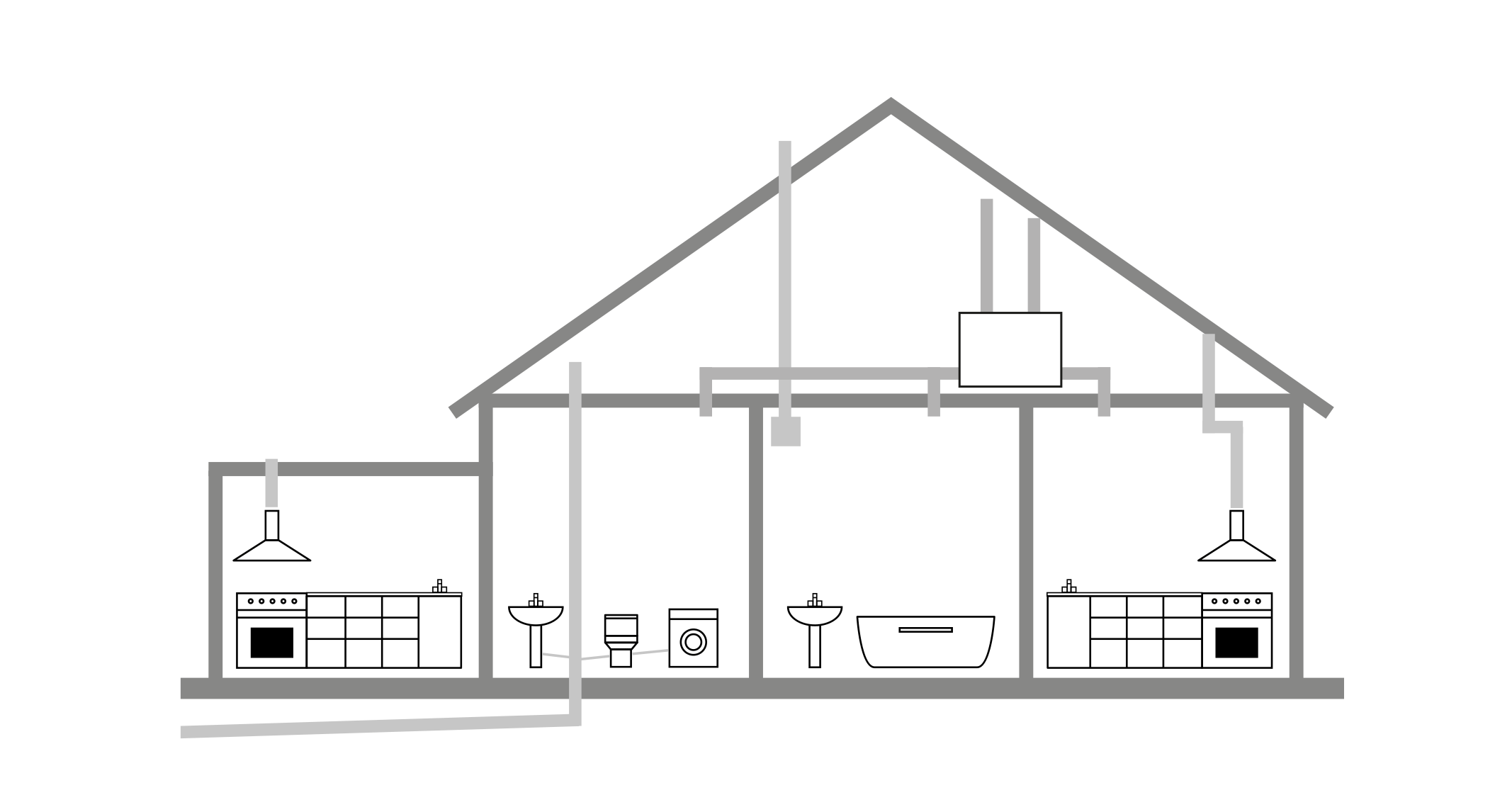easytec Gebäude Anwendungsgebiete