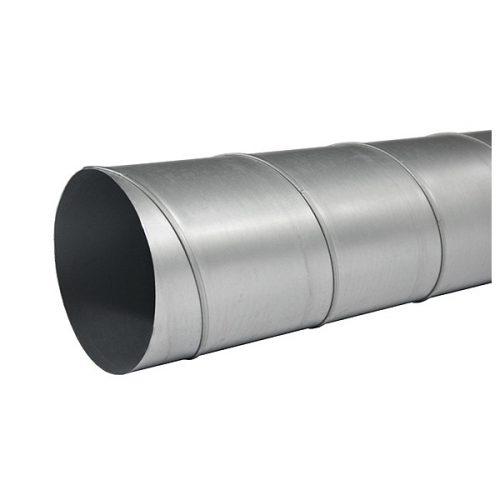 Wiceklfalzrohr 150 mm für Dunstabzugshauben